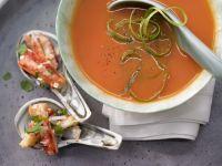 Thailändische Melonensuppe Rezept