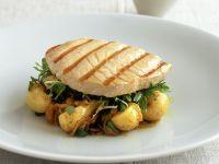 Thunfisch auf Kartoffeln Rezept