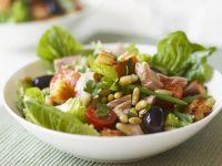 Thunfisch-Bohnen-Salat Rezept