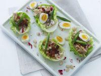 Thunfisch-Bohnen-Salat mit Ei Rezept