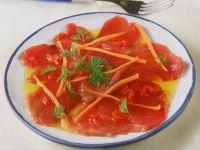 Thunfisch-Carpaccio Rezept