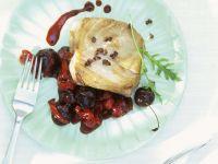 Thunfisch mit Kirschsauce Rezept