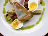 Thunfisch mit Spargel Rezept