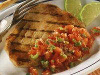 Thunfisch mit Tomatensauce Rezept