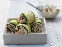 Thunfisch-Zucchini-Röllchen Rezept