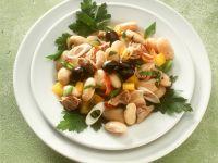 Thunfischsalat mit weißen Bohnen Rezept