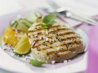 Thunfischsteak vom Grill Rezept