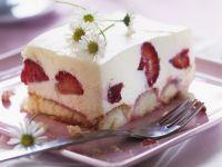 Tiramisu mit Erdbeeren Rezept
