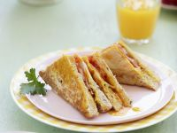 Toast-Sandwiches Rezept