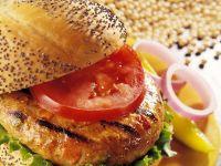 Tofu-Burger Rezept
