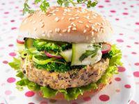 Tofu Burger-Rezepte