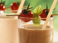 Tomaten-Basilikum-Smoothie Rezept