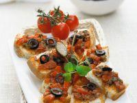 Tomaten-Crostini Rezept