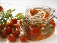 Tomaten in Essig Rezept