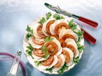 Tomaten-Rettichsalat Rezept