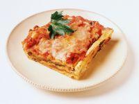 Tomaten-Ricotta-Lasagne Rezept