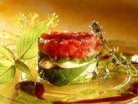 Tomaten-Spargel-Schichtsalat Rezept