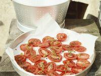 Tomaten trocknen Rezept