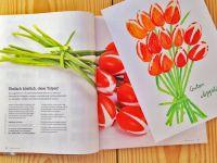 Tomaten-Tulpen