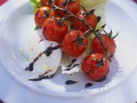 Tomaten und Mozzarella Rezept