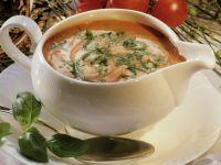 Tomatencremesauce Rezept
