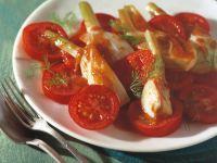 Tomatensalat mit Fenchel Rezept