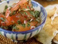 Tomatensalat mit Petersilie Rezept