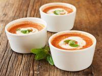 Tomatensuppe mit Paprika Rezept