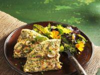 Topinambur-Omelett auf spanische Art Rezept