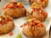 Ofenkartoffeln: Mit diesen 6 Füllungen werden sie perfekt!