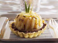 Torteletts mit Ananas Rezept