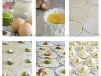 Tortellini mit Ricotta-Kräuterfüllung Rezept