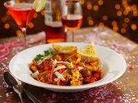 Tortellini mit Tomatensauce und Ricotta Rezept