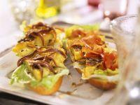 Tortilla-Brötchen Rezept