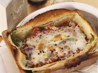 Tortilla-Gemüseauflauf Rezept