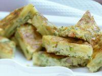 Tortilla mit Garnelen Rezept