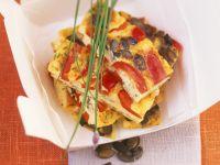 Tortilla mit Kürbiskernen Rezept