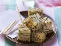 Tortilla mit Zucchini Rezept