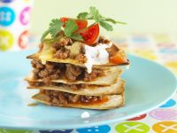 Tortillas mit Hackfleisch Rezept