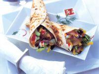 Tortillas mit Lachs Rezept