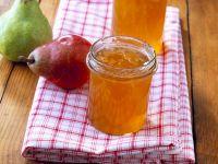 Trauben-Birnenkonfitüre Rezept