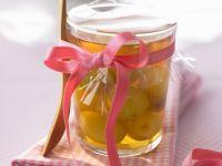Trauben in Armagnac Rezept