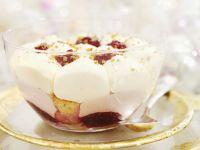 Trifle mit Himbeeren Rezept