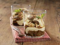 Trifle mit Vanillecreme Rezept