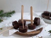 Trinkschokolade am Stiel Rezept