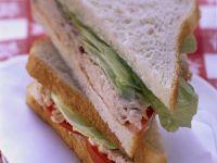 Tuna-Sandwich Rezept