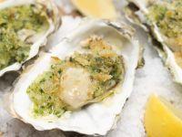 Überbackene Austern Rezept