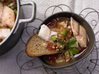Umbrische Fischsuppe Rezept