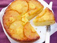 Umgedrehter Ananaskuchen Rezept