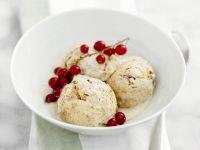 Vanilleeis mit Toast Rezept